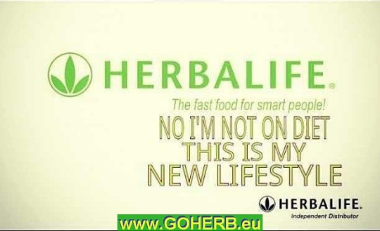 Herbalife- A Way of Life