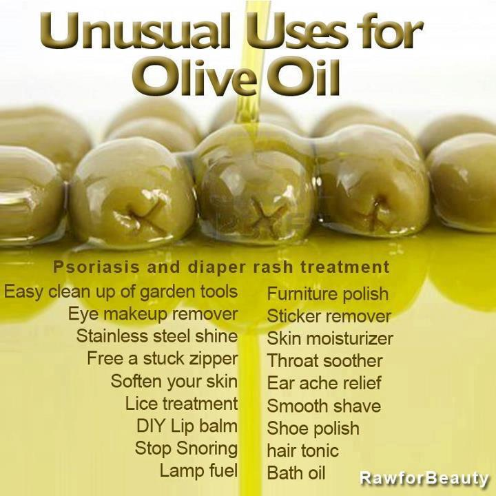 Natural Lice Treatment Olive Oil
