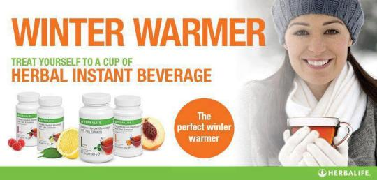 The perfect WINTER WARMER!
