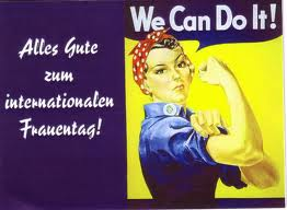 HAPPY WOMEN'S DAY!