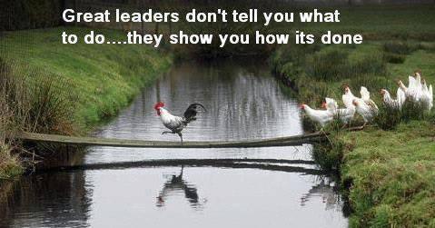 LEADERS...