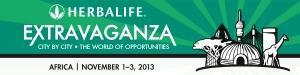 SA Extravaganza Banner 2013