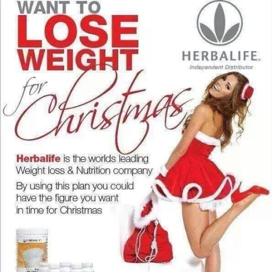 Want to LOSE SOME WEIGHT BEFORE CHRISTMAS to fit into your party dress?